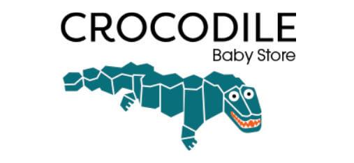 Crocodile Baby Logo